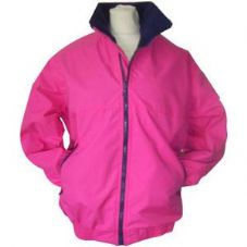 BLPINKJN Bee Promoted Cerise Pink Junior Blouson Jacket